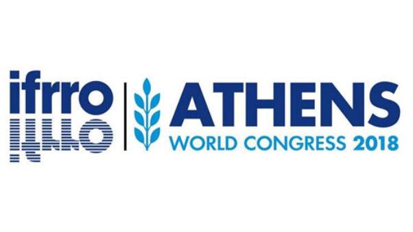 Το παγκόσμιο συνέδριο της IFRRO στην Αθήνα Οκτώβριος 2018