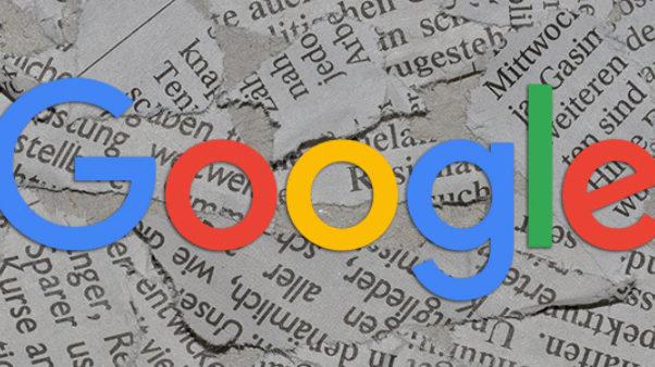 Για πρώτη φορά η Google προχωρά σε συνεργασία με εκδότες Τύπου σε Αυστραλία, Γερμανία και Βραζιλία, καταβάλλοντας δικαιώματα