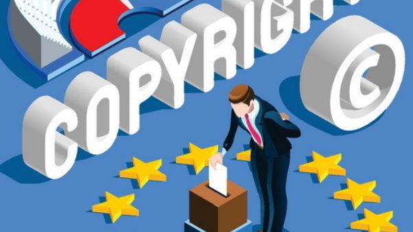 Προχωρά η νομοθέτηση της Ευρωπαϊκής Οδηγίας για τα πνευματικά δικαιώματα