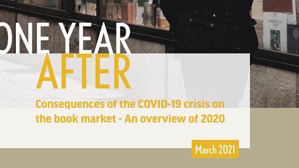 Μελέτη της Ομοσπονδίας Ευρωπαίων Εκδοτών για τις συνέπειες της υγειονομικής κρίσης στον κλάδο του βιβλίου το 2020